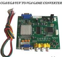 CGA TO VGA Converter, CGA/EGA/YUV to VGA (1 VGA output) + low