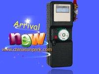 SP106+220V/110V option+Controller&Pump station for solar water heating system