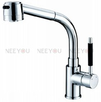 Luxury Kitchen Mixer Tap Sink Faucet Chrome 02687  [Five-year quality guarantee] Free shipping