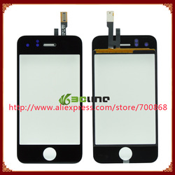 For iphone 3GS touch diritizer/touch screen for iphone 3GS+Free shipping 10pcs/lot(China (Mainland))