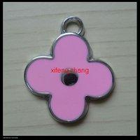 80 pcs/lot Free shipping enamel pendant