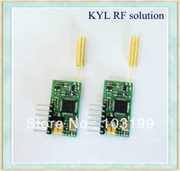UHF RF Transceiver 1km Distance TTL Interface 433MHz Good for Stricted Space Application