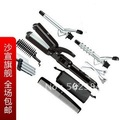 Sassoon beauty set 16mm electric  hair curler&hair straighener etc China top brand Free shipping