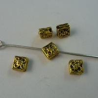 800 pcs/lot alloy jewelry spacer bead Free shipping