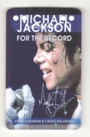 Michael Jackson Name Card Mp3 player Mini card mp3 with 4GB  Free Shipping