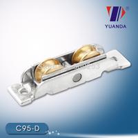 C95 Copper flat/groove window roller
