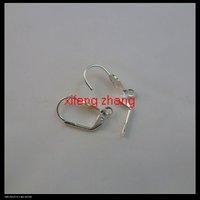500 pcs/lot copper earring hook Free shipping