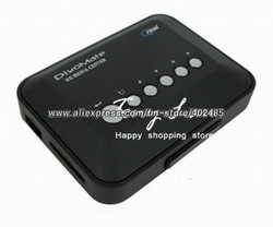 HD Media Player/HDD player /HDD Media Player USB DIGITAL SD AVI TV CARD READER(China (Mainland))