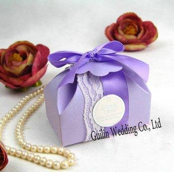 GAGA ! Free shipping 200pcs/lot candy box wedding gift box chocolate box qingchengji03