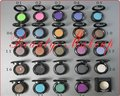 Free shipping New Eye Shadow 24 different Color 1.5G eyeshadow pigment English names (180pcs/lot)