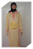 long&woman thobe,arabic wear,woman islamic clothing,islanic abaya ,lyd913