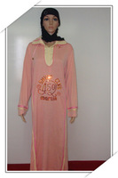 beautiful&hot sell thobe,arabic wear,woman islamic clothing,islanic abaya ,lyd910