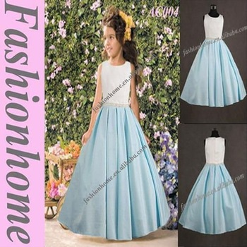 Free shipping  flower girls' dress princess dress AC004
