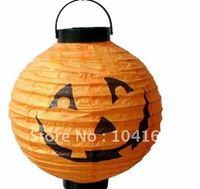 free shipping Halloween Products / bar accessories / Paper Lantern / Pumpkin