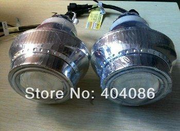 HID projector lens kit xenon lamp light bulb H1 H4 H7 H11 10000K 6000K