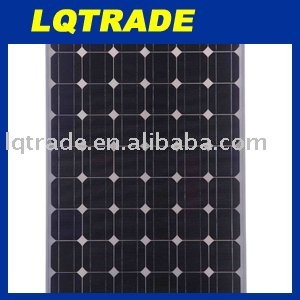 Monocrystalline Silicon Solar Panel 185W & 190W (2PCS/Package)(China (Mainland))