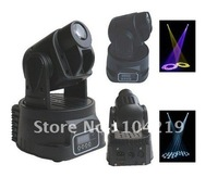 15W mini led moving head light for event,dj,disco & party 8pcs/lot Free shipping by DHL or Fedex