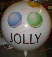 8.2ft)2.5M) PVC Advertising Air Ball, Customized, Freeshipping, New
