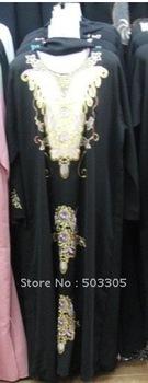 KA10260007 free shipping New Arrival Fashion muslim dress,islamic abaya,muslim clothing