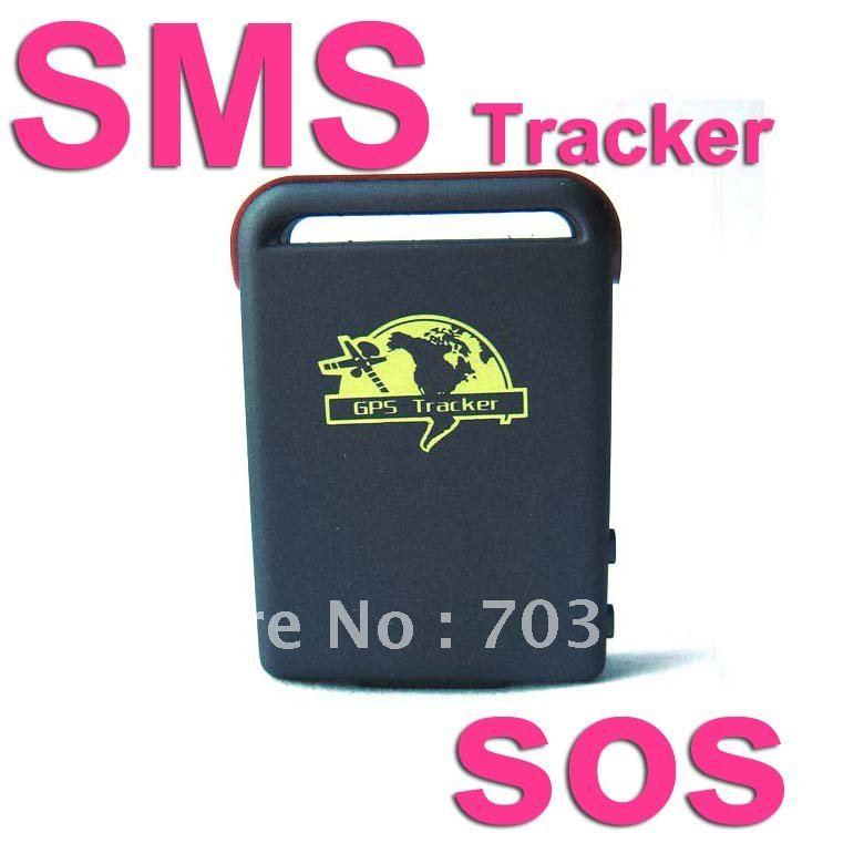 Car electronics, Car gps tracker positioning device, Vehicle locator,Outdoor tracker,Adventure tracking TK102(China (Mainland))