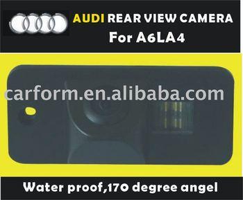 car camera for AUDI A6L ,A4original cars,170degree angel,waterproof,free shipping