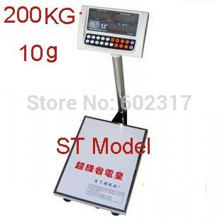 DIGITAL electric SCALES WEIGHING balance platform 200KG 10g 200 KG 0.01g Kitchen Weight Scale Diet Food supernova sale