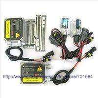 High quality New 35W 12V HID Xenon Conversion Kit 2 Ballasts + 2 Bulbs 9005 9005-12000K Wholesale & Retail [C76]
