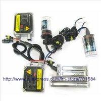 35W 12V HID Xenon Conversion Kit 2 Ballasts + 2 Bulbs 9007 9007-1-8000K Wholesale & Retail [C83]