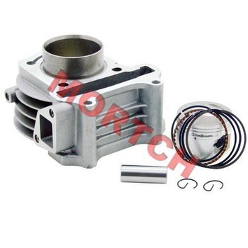 81cc(GY6 Big Bore) High Performance Cylinder Kit for 50cc GY6 139QMB Scooter ATV Go Karts Moped engines (47mm) Free Shipping
