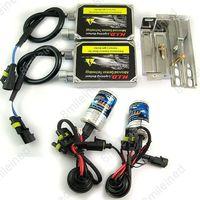 New HID Xenon Conversion Kit Ballast Bulbs 12V 35W H4 4300K Replacement Light [CPA50]