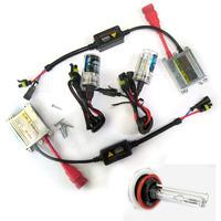 HID XENON Conversion Kit Slim Ballast Bulbs 9005 6000K [CPA87]