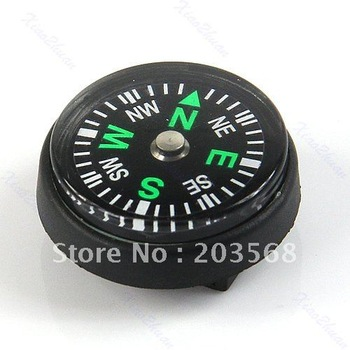 D19Free shipping! 10pcs/lot Mini Navigation Pocket Compass Hiking Camping Travel