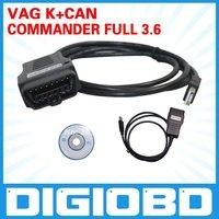 VAG mileage tool SUPER VAG K CAN Commander 3.6