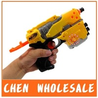 New Arrival high quality NERF Dallas soft bullet ejection gun