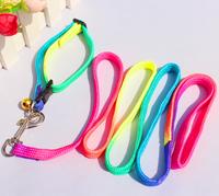 Colorful mixed wholesale pet leash
