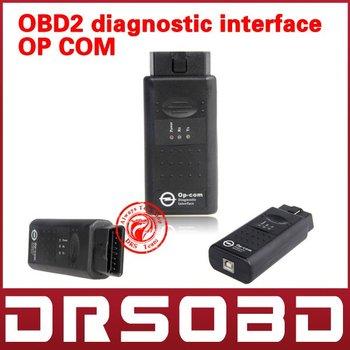OBD2 CAN BUS opel diagnostic tool opcom