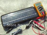 Core high efficiency solar charger, 12V4.5W solar car charger, visor mounting design for, 12V battery charger