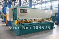 6mm thickness of plate Hydraulic shearing machine