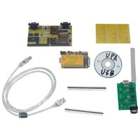 Professional UPA-USB Serial Programmer with Full Adapters