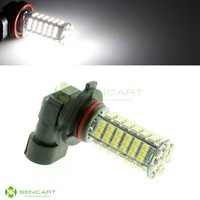 service life 2pcs/lot Wide angle lighting LED bulbs Xenon White 9006 HB4 102-SMD LED with Long