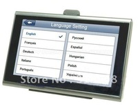 New !!! Freeshipping 7.0 inch ISDB-T digital TV GPS