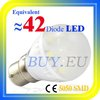 10 pcs Free Shipping!!2.5W B22 White 7 SMD 5050 LED Light Bulb Lamp 110-240V #10 x DQ0135