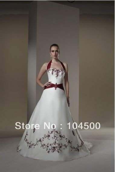 free shipping classic wedding dress(China (Mainland))