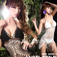 Crochet yunwen Swimwear Bathing Suit Bikini Pink S/M/L fashion bikini