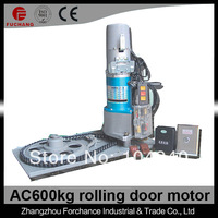 600kg-1P Automatic electric roll-up door motor