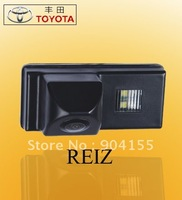 REIZ  Waterproof reverse camera ,back up camera for  car    TV line 480  CCD  system,Wide degree