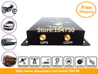 China post free shipping! 3pcs/lot, AVL GPS Tracker with fleet management software, VT300
