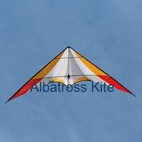 2.4m stunt kite with lines and straps/kite /stunt kite / professional sport kite /Free Shipping
