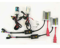 35W 12V Car Hid Xenon Conversion Kit Slim Ballast 9004 12000K Beam Bulbs Lamp High Quality [C28]