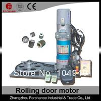 Remote controlled 600kg-3P rolling door motor